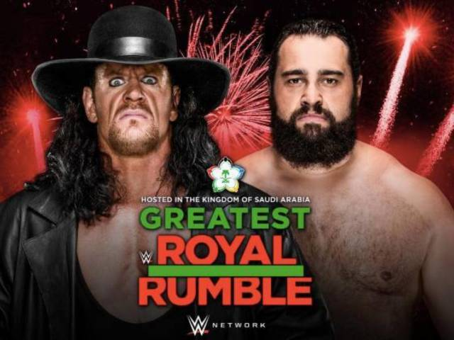 Reported Reason Why WWE Flipped Back to Undertaker vs. Rusev at Greatest Royal Rumble