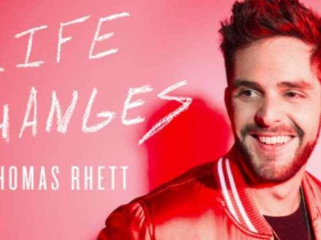 Thomas Rhett Releases 'Life Changes' as New Single