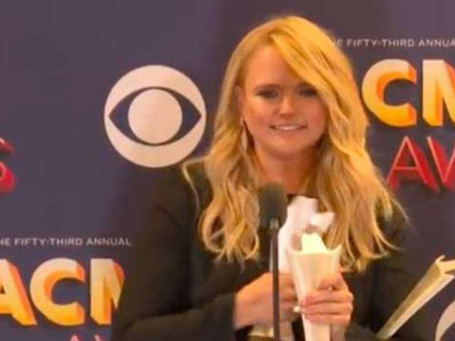 Miranda Lambert Opens up About ACM Awards Record-Breaking Wins
