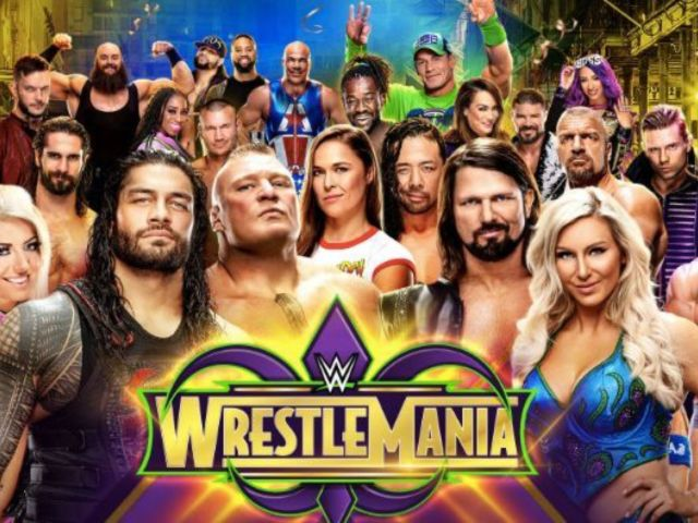 WrestleMania 34 Recap and Spoilers