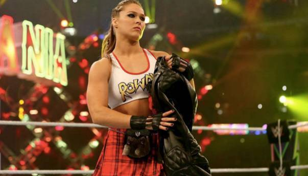 wwe 10 biggest questions rousey