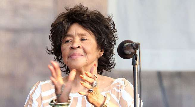 Yvonne Staples Of The Legendary