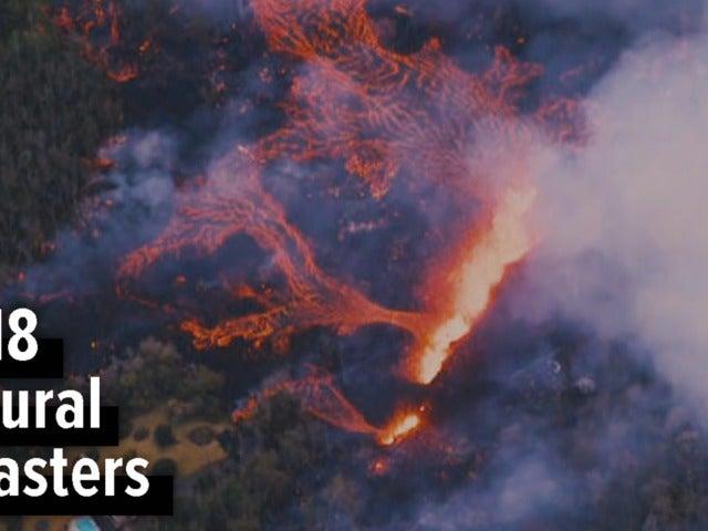 2018 Natural Disasters