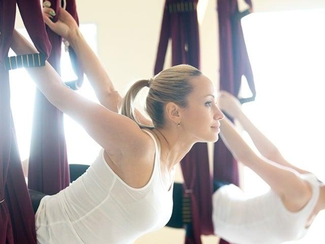 Aerial Yoga Explained