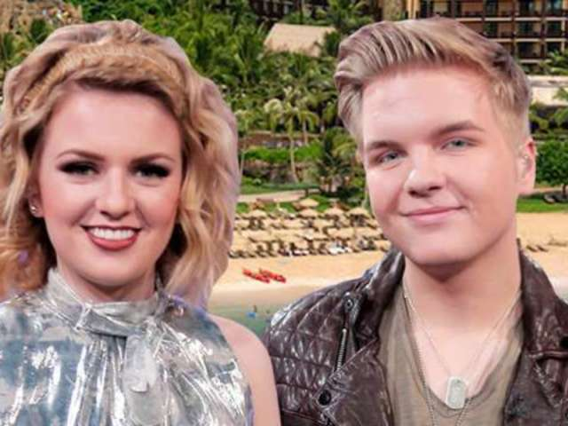 The Top 2 'American Idol' Contestants Just Revealed They Are Dating