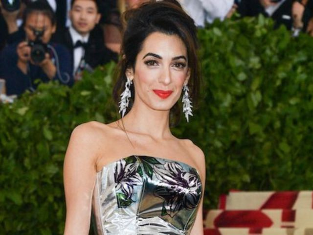Amal Clooney's Met Gala Outfit Change Infuriates Vogue and Designer Tom Ford