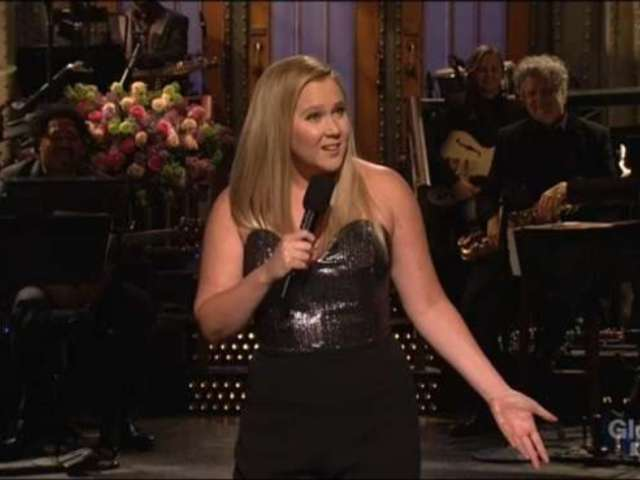 'Saturday Night Live' Host Amy Schumer Brings the Laughs With Marriage Monologue