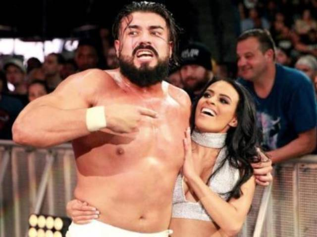 Andrade 'Cien' Almas Is an NXT Call-Up Worth Getting Excited For