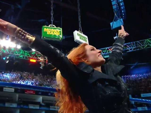 Here's Who Qualified for Money In The Bank Matches During SmackDown Tonight