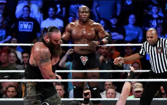 Bobby Lashley Backlash WWE