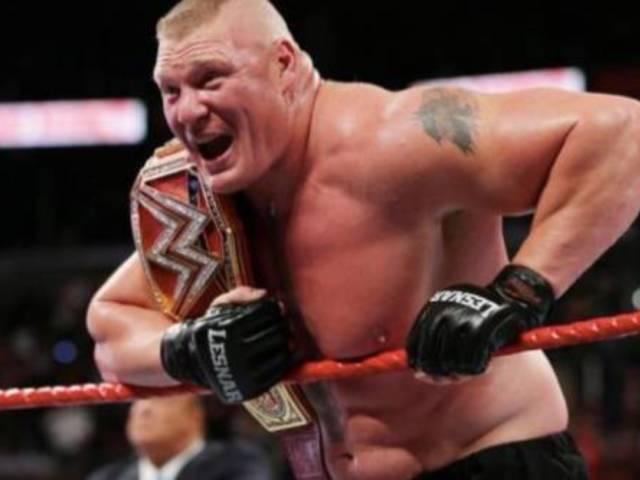 Brock Lesnar's Next Universal Championship Defense Reportedly Set
