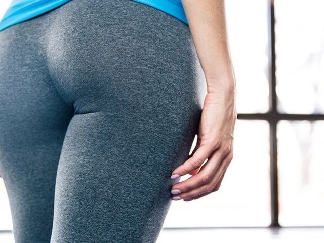 At-Home Lean Legs & Butt Workout [VIDEO]