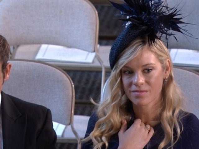 Prince Harry's Ex Chelsy Davy Spotted 'Suggestively Toying' With Ring Days After Royal Wedding