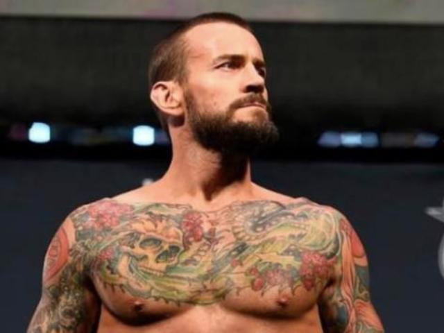 CM Punk Appearing at 'All In' Autograph Signing