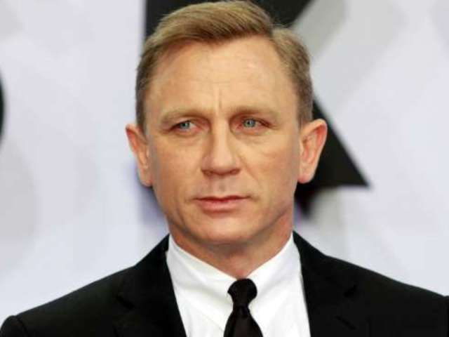 Daniel Craig Confirmed as James Bond 007 for New Movie with Danny Boyle