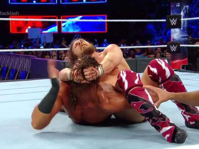 Daniel Bryan Defeats Big Cass, Gets Destroyed Afterwards at Backlash