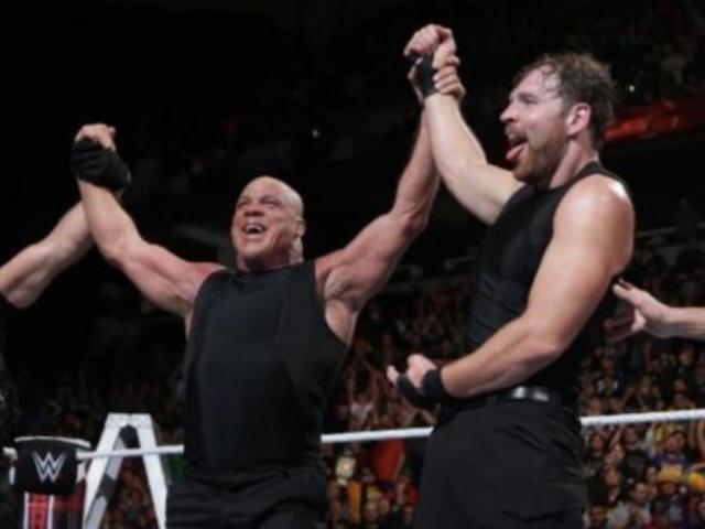 Kurt Angle on Dean Ambrose: 'He Will Be Back Soon!'