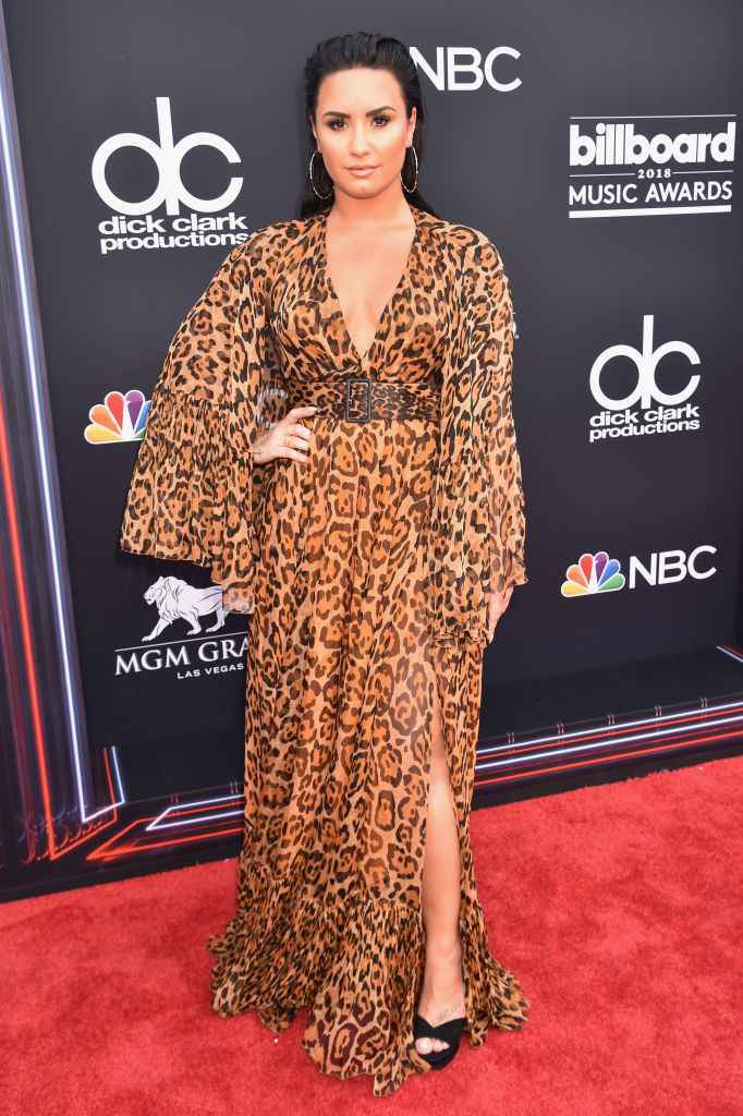 Demi Lovato Gettyimages Khalid