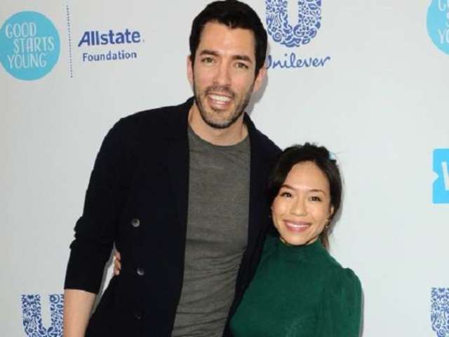 'Property Brother' Drew Scott Shares First Photo With 'Wife'