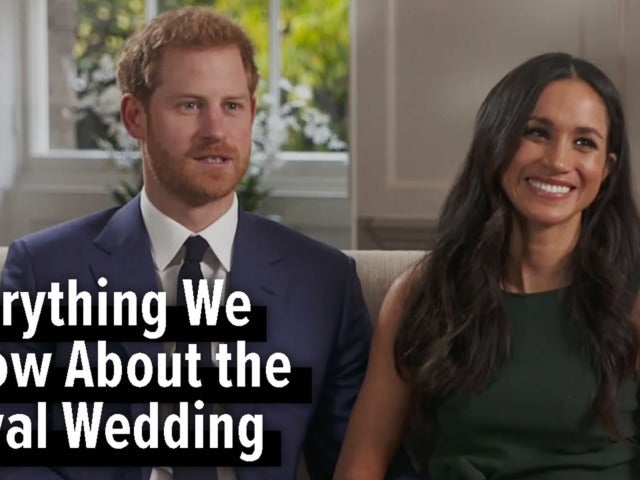 Everything We Know About the Royal Wedding