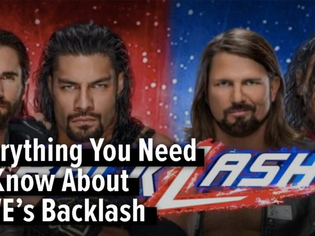 Everything You Need to Know About WWE's Backlash