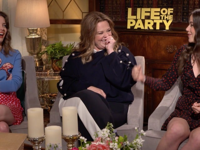 Gillian Anderson, Molly Gordon, and Melissa McCarthy Talk Life of the Party