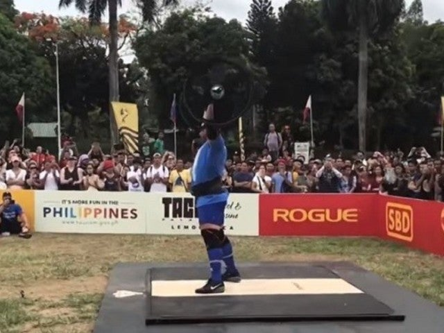 'Game of Thrones' Star 'Wins World's Strongest Man Title