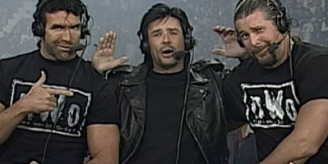 hulk hogan Eric Bischoff NWO