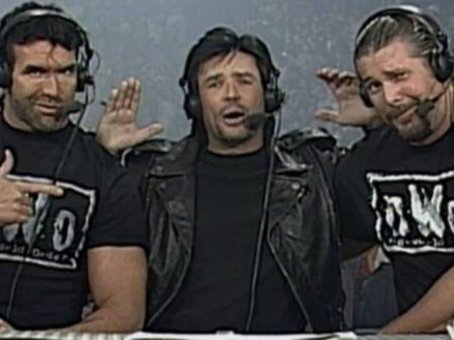 How Eric Bischoff Secretly Orchestrated the NWO