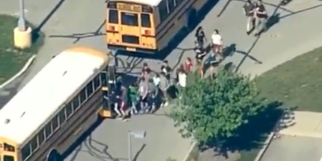 Suspected Indiana Middle School Shooter Tackled by Hero Science Teacher