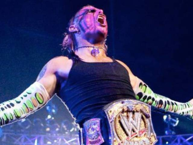 Jeff Hardy Teases Return of Old Music Ahead of Backlash