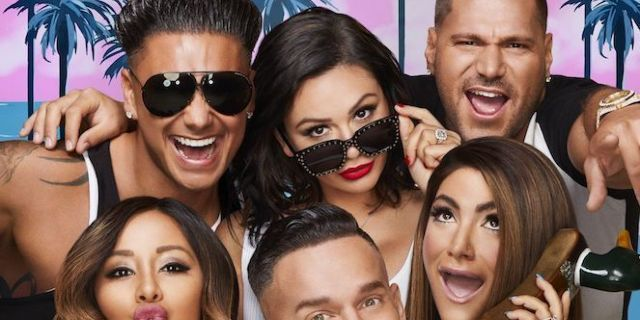 'Jersey Shore' Personality JWoww 'Dumbfounded' by Angelina's Surprise Return