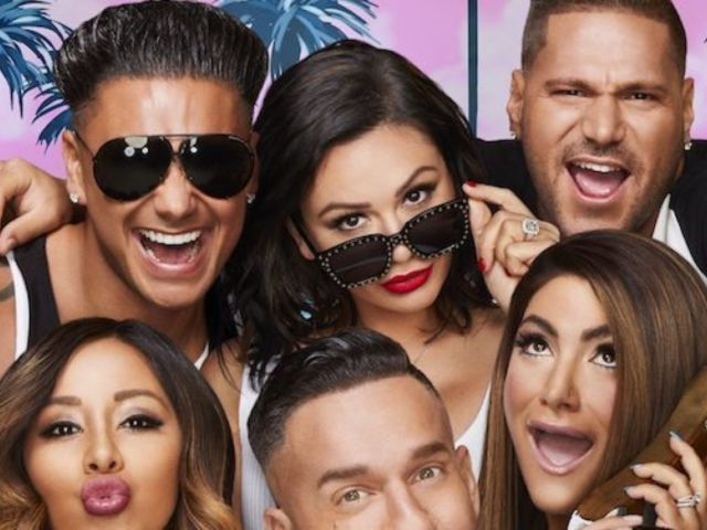 'Jersey Shore' Cast Reportedly Staging Intervention for Ronnie Ortiz-Magro