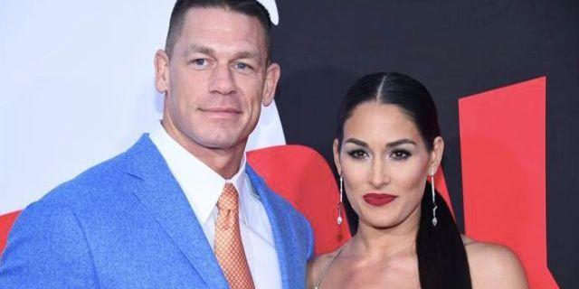 John Cena Nikki Bella Breakup hoax fake wwe