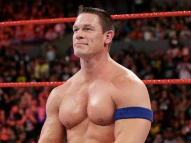 John Cena 'Would Love' to Wrestle in NXT