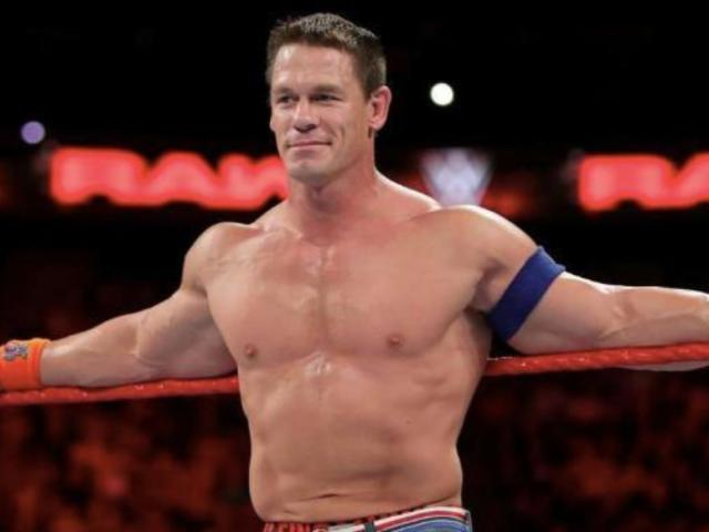 John Cena 'Far From Done With the WWE'
