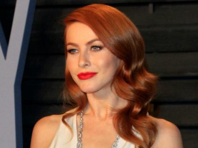 Julianne Hough Appears to See Some Red as She Lightens New Redhead Look