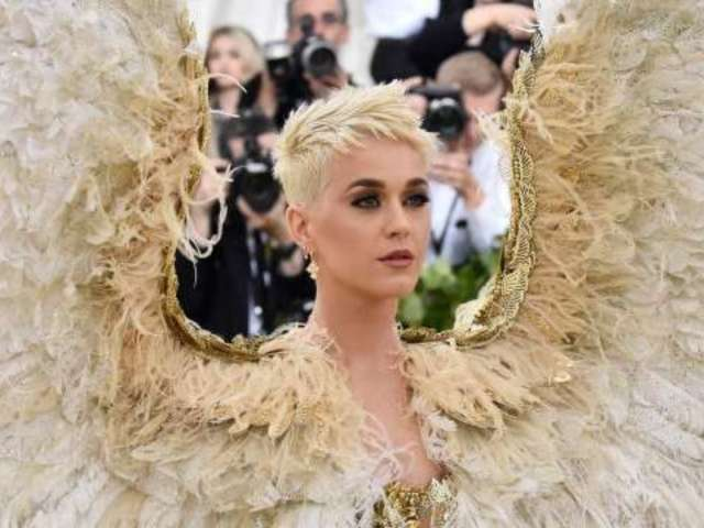 Katy Perry Takes Met Gala Theme to New Heights