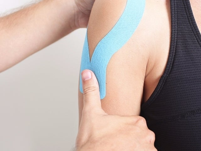 Get the Skinny on Kinesio Taping for Injuries