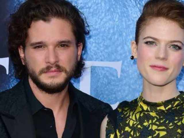 'Game of Thrones' Cast Members Kit Harington and Rose Leslie Announce Wedding Date