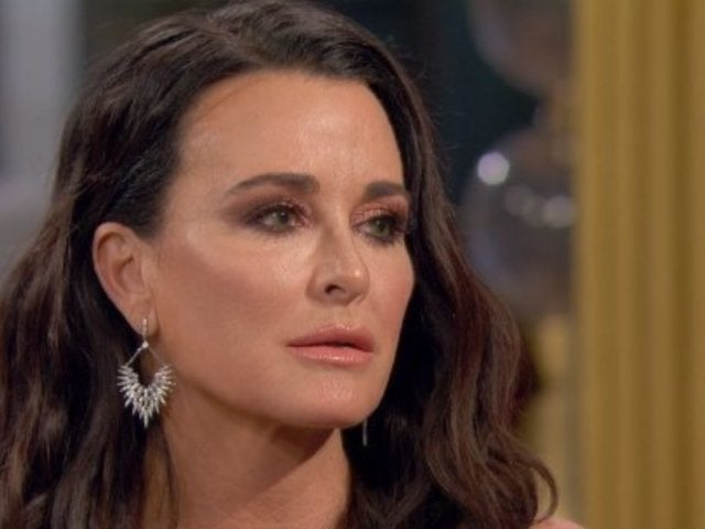 'RHOBH' Personality Kyle Richards Cries Revealing Sister Kathy Hilton Isn't Speaking to Her