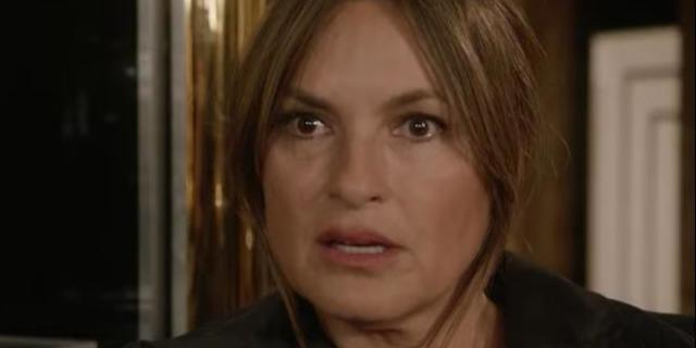 'Law & Order: SVU' Season Finale Preview Shows Olivia Held at Gunpoint