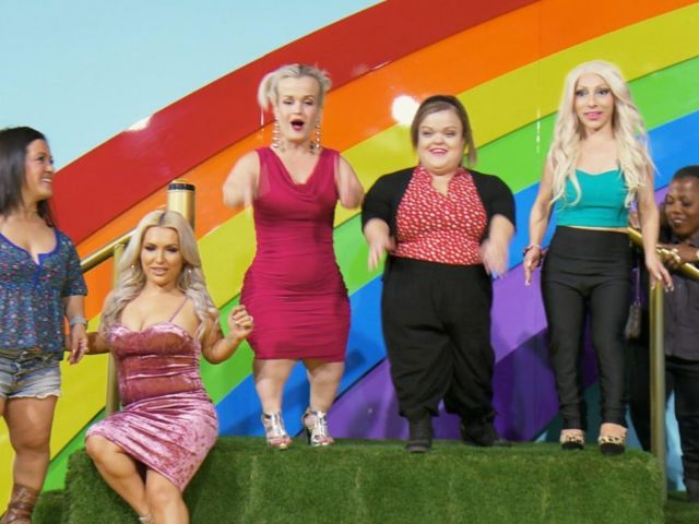'Little Women: LA': Tonya Banks Finds Her 'Happy Place' With Mika Winkler
