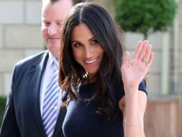 Sounds Like Meghan Markle Has Adopted British Accent