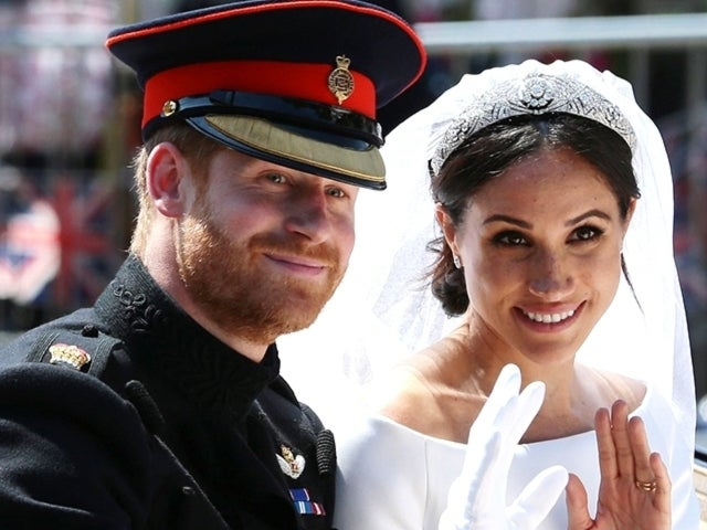 Here's What Queen Elizabeth II Gave Meghan Markle and Prince Harry as a Wedding Present