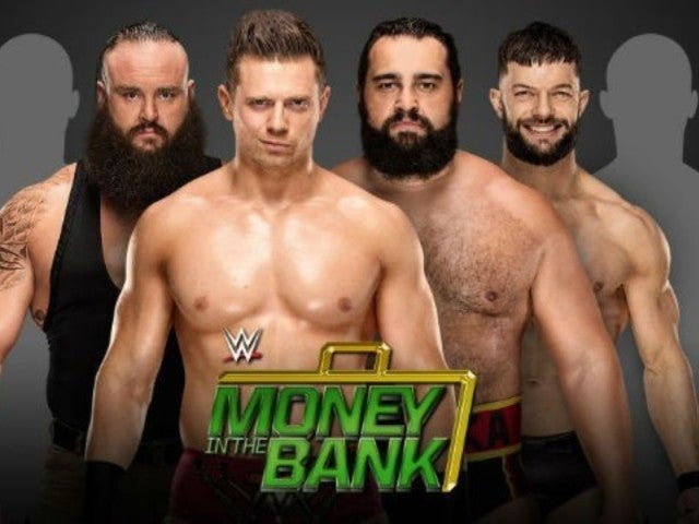 Here's Who Qualified for the Money in the Bank Ladder Matches on Raw Tonight