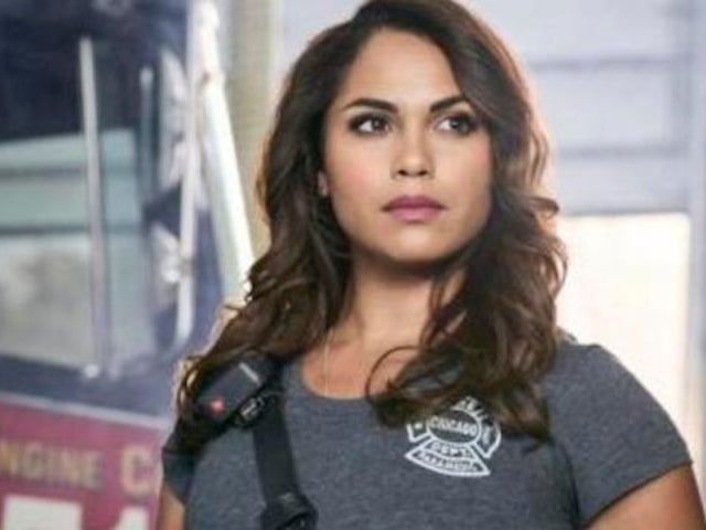 'Chicago Fire' Star Monica Raymund Confirms Exit