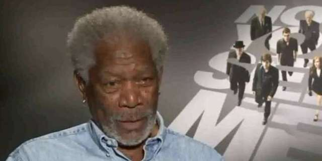 Watch Morgan Freeman Hit on Female Reporter in Resurfaced Video: 'I Get to Look at You and Drool'