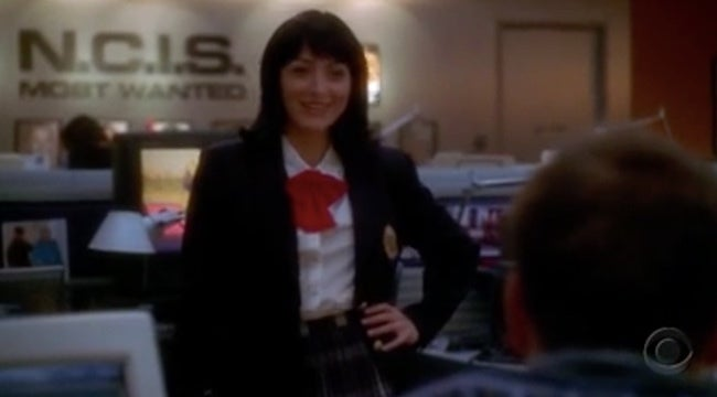 Pauley Perrette says goodbye to NCIS Tuesday night