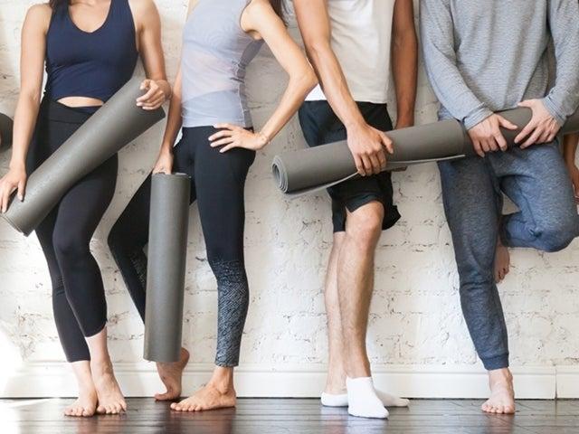 7 Yoga Poses For Yoga Newbies